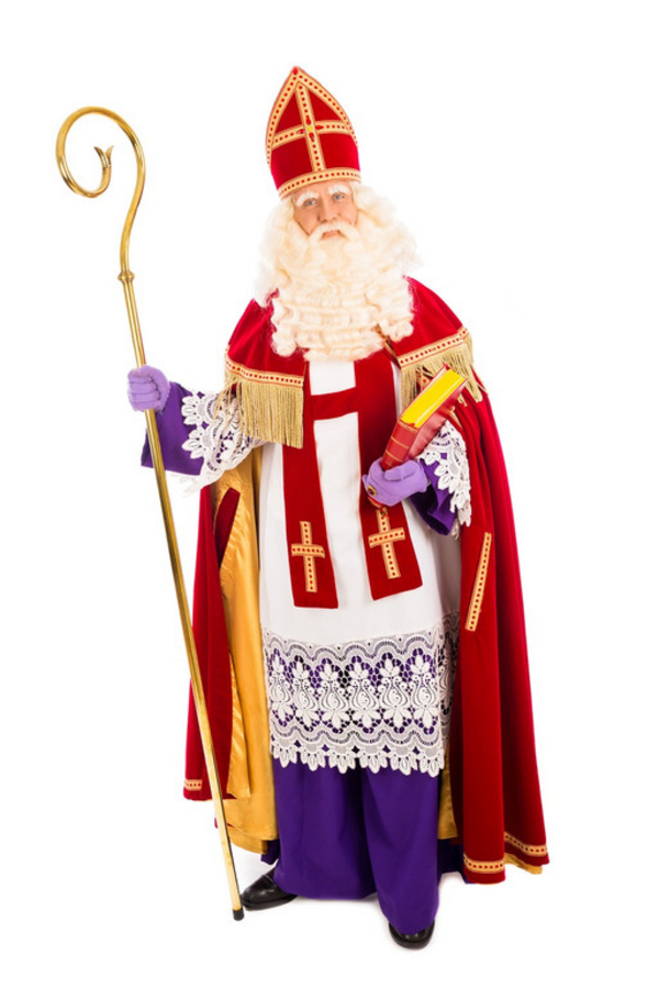 Der heilige Nikolaus twixx Fotolia 69331952