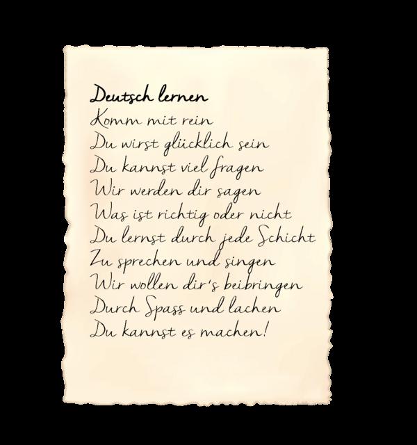 clio tysk ikon 19 Gedichte