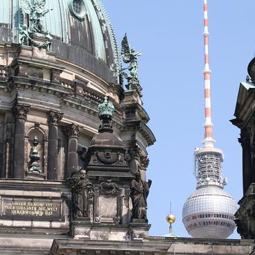 Berlin: Turm und Tor